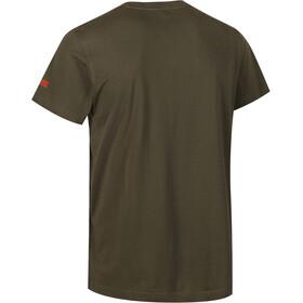Regatta Cline II - T-shirt manches courtes Homme - olive